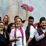 2018墨西哥大選》首都寫下性平歷史新頁 猶太裔女科學家當選墨西哥市市長