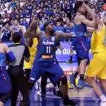 籃球》澳洲與菲律賓激烈衝突 引發資格賽最大鬥毆事件