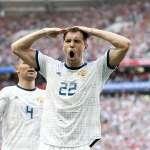 世足賽果》16強:俄羅斯PK爆冷勝西班牙,48年後再次晉級8強