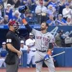 MLB》包大爺重返藍鳥主場 滿場球迷給予英雄式歡呼