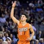 NBA》鳳凰城未來希望 布克48億續約太陽