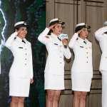 「女力」時代來臨!新劇《女兵日記》下周首播 演員著海軍陸戰隊全白軍常服亮相