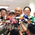 時代力量表態相挺選新北市長 蘇貞昌:將更努力尋支持,盼政績上再加政績