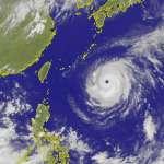 颱風瑪莉亞成今年侵台首例 中央氣象局已發布海上警報