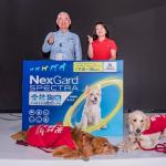 寵物展散播毛孩正能量,廠商獻愛心願成為導盲犬健康後盾