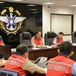 強颱瑪莉亞來勢洶洶 國防部:待命兵力及車輛機具皆已完成準備,可第一時間投入救災