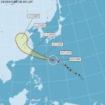 防颱準備要趁早!瑪莉亞明天下午起最接近台灣 海警最快今天下午發布