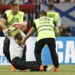 李明璁專欄:當「警察」闖入了世足決賽