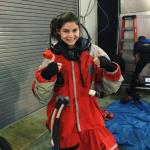 一圓童年夢想!美國17歲少女艾莉莎獲NASA破格培訓 2033年將成首批探索火星的太空人