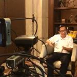 談「政治導師」黃信介 陳水扁透露:黃生前跟扁說的最後一句話是「你會登基」