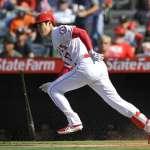 MLB》大谷2支二壘安 第3度從左投手上擊出長打
