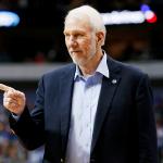 NBA》新任國家隊總教練 波波維奇首度執教美國夢幻隊