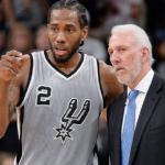 NBA》雷納德預計缺席迷你籃球訓練營 外界傳聞和波波維奇有關
