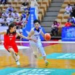 瓊斯盃》讓日本得分節節攀升 中華白以50分之差不敵日本
