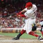 MLB》 紅人沃托表現衰退 選球功力仍是一流