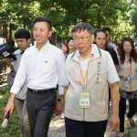 另類白綠合?林智堅人馬陳雪慧接任北市府社會局長