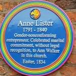 13歲情竇初開譜女女戀、古希臘文書寫閨房之樂……英國教會表彰「當代第1位蕾絲邊」安妮.李斯特