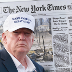 川普主動要求見《紐時》發行人 會後狂發推文:假新聞媒體非常不愛國