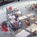 法國渣男引發公憤》女大生怒斥性騷擾男子「閉嘴!」竟被對方當街痛毆