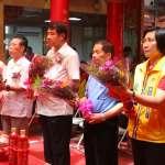 被批參選縣長檔次太低 徐欣瑩軟回應:願和各政黨合作