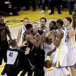 NBA》騎士湯普森打人輸 派對上再與追夢綠發生衝突