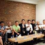 林智堅、鄭朝方首次城市座談 暢談「大新竹共治」發展議題