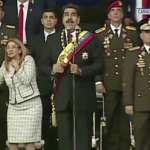 無人機投擲炸彈!委內瑞拉總統馬杜洛險遭暗殺 指控哥倫比亞政府策動攻擊