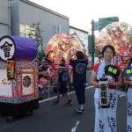 日本青森縣弘前市「睡魔燈籠祭」台北亮起來!首開先例獲邀為遊行貴賓