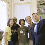 宣傳國家觀光出奇招!波蘭總統街上找人喝下午茶 台灣旅客幸運被選中