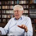 閻紀宇專欄:美國保守派撥亂反正的希望,是一位82歲的老人──查爾斯.科克