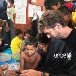 NBA》羅興亞問題難解 加索休賽季探訪難民營