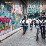 「無樁共享單車已成公害」維也納宣布嚴禁無樁共享單車計畫