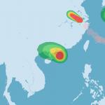 第16號颱風「貝碧佳」形成 今日起雨下整週