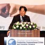 台美共同主辦國際研習營 賴清德:台灣會盡最大努力,成為區域中的「和平締造者」