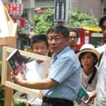感動、影響自己的好書交換活動 柯文哲捐自己寫的《光榮城市》