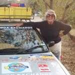 南非超狂80歲嬤,開車穿越非洲到歐洲,還要到英國找女王喝下午茶!全因這理由讓她放手圓夢