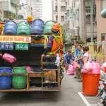 玩命清潔隊!站立跟車收垃圾風險高,平均每年4死740傷