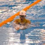 台中泳將王星皓亞運出賽 創台灣歷屆亞運最佳紀錄