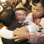 「我活那麼久,就是為了見到妳!」分離60多年,兩韓離散家屬終團聚