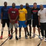 NBA》詹皇到加大洛城分校訓練 聯盟三大巨星齊聚一堂