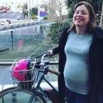 霸氣孕婦生了! 紐西蘭婦女部長騎自行車入院待產 順利生下健康男嬰