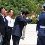 八二三戰役60周年紀念 馬英九:若蔡總統親自前來,國軍官兵會更加振奮