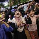 緬甸種族暴行調查》聯合國報告:羅興亞女性被綁在樹上性侵、孩童遭活活燒死 ,緬甸政府:這是不實指控