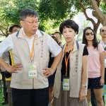 「先生是選市長不是選總統」陳佩琪:統獨正名問題為何不去總統府抗議?