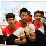 亞運》將亞運鞍馬金牌帶回台灣 李智凱:這塊獎牌是屬於大家的