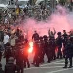 「外國人給我滾!」德國東部大城移民殺人 左右派支持者上演街頭全武鬥