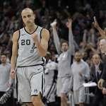 NBA》阿根廷鬼切高掛球鞋 吉諾比利宣佈退役