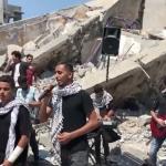 一場在加薩廢墟上的告別表演...14年回憶全被空襲炸毀,巴勒斯坦人民堅持「用藝術抵抗以色列暴行」