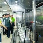 多元管道改善空品 中市校園廚房燃油鍋爐改燃氣