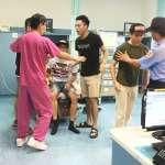 醫療暴力零容忍!台北榮總實況演練防暴機制